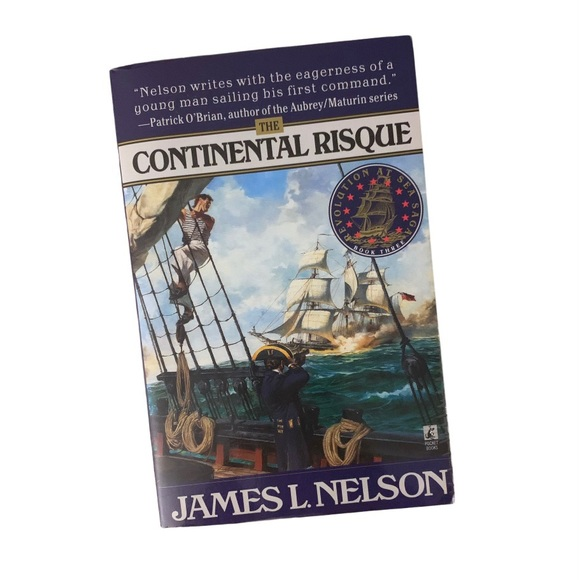 The Continental Risque by James L. Nelson Book
